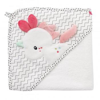 BabyFehn, Aiko I Yuki, Ręcznik Z Kapturem Jednorożec
