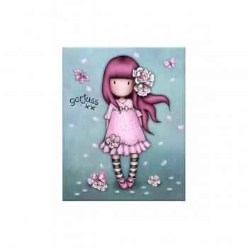 Karteczki Samoprzylepne - Gorjuss Sparkle & Bloom - Cherry Blossom