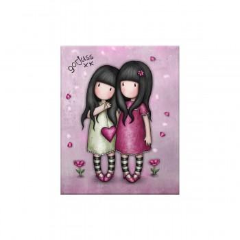 Karteczki Samoprzylepne - Gorjuss Sparkle & Bloom - You Can Have Mine