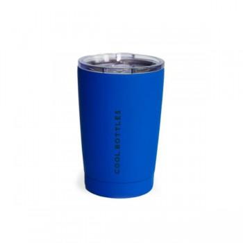 Cool Bottles Kubek termiczny 330 ml Vivid Blue
