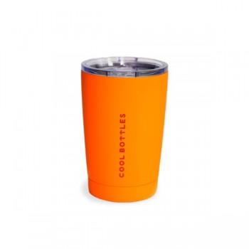 Cool Bottles Kubek termiczny 330 ml Vivid Orange