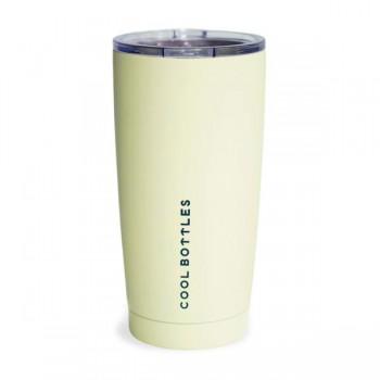Cool Bottles Kubek termiczny 550 ml Pastel Green