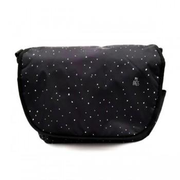 My Bag's Torba do wózka Flap Bag Confetti Black