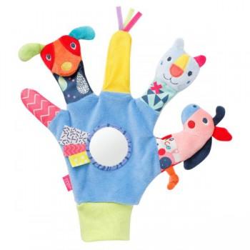 Rękawiczka, Pacynka z Kolekcji: Kolorowi